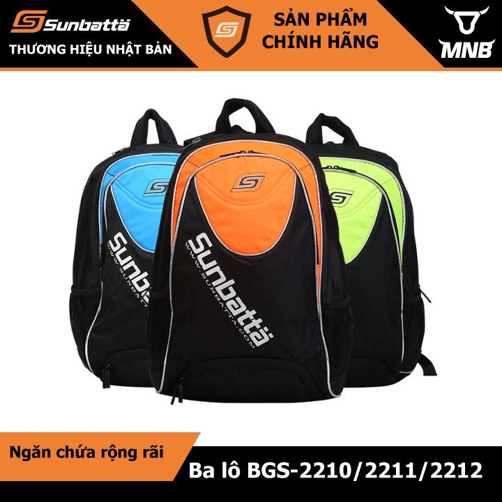 Balo cầu lông chính hãng Sunbatta - 23055010 , 7209902655 , 322_7209902655 , 709000 , Balo-cau-long-chinh-hang-Sunbatta-322_7209902655 , shopee.vn , Balo cầu lông chính hãng Sunbatta