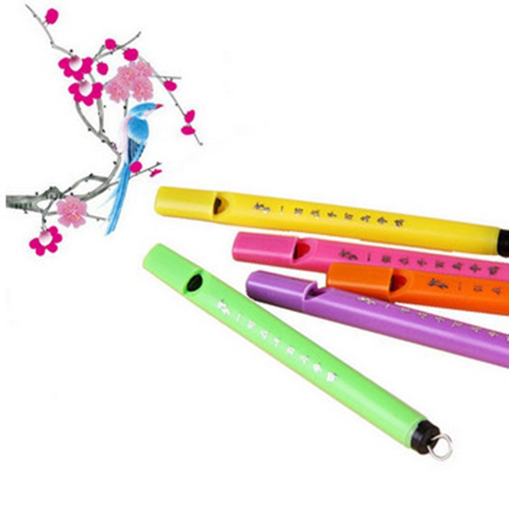 5/set Mini Bird Flute Novelty Bird Calls Musical Instrument Funny Whistle