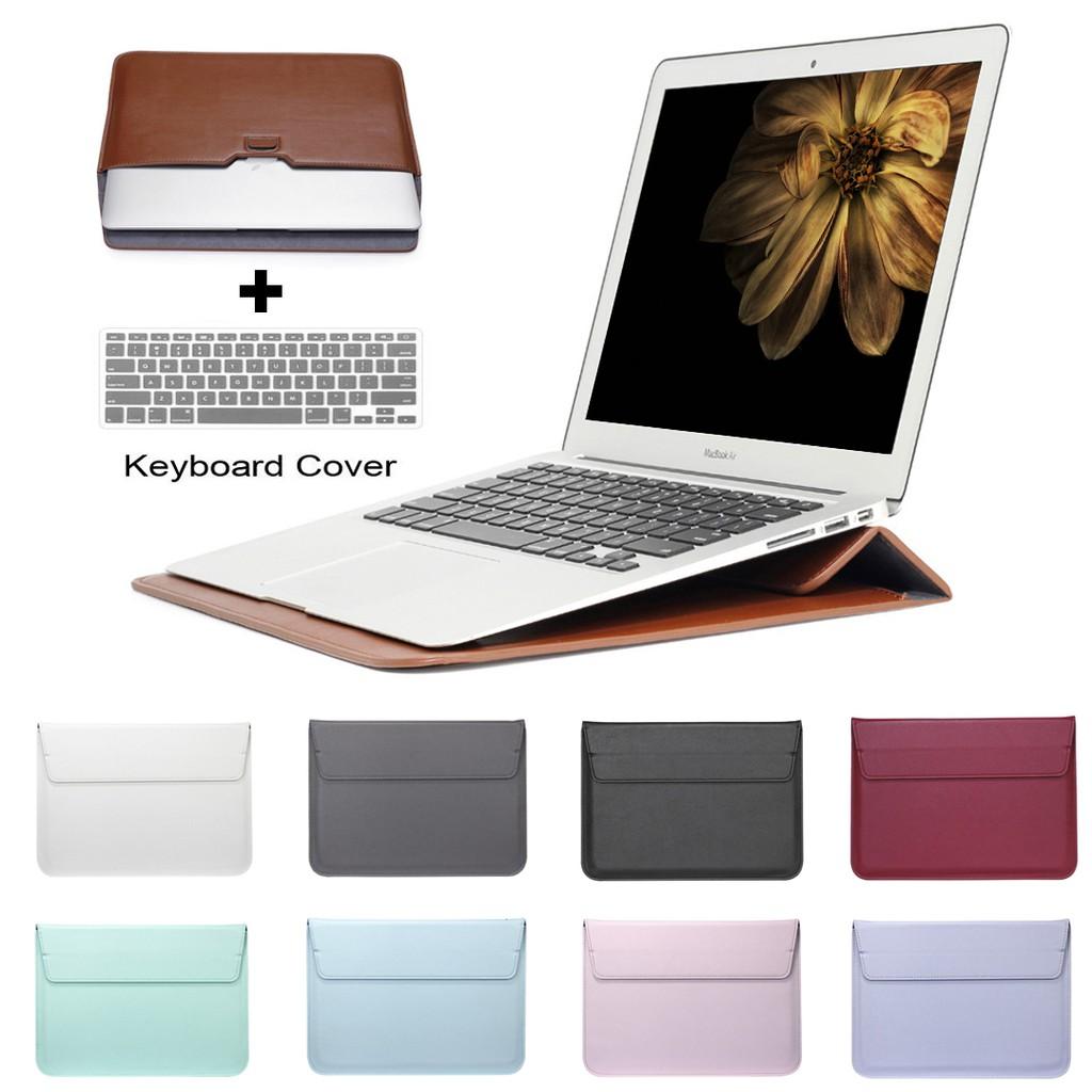 Bao Da Pu Cho Macbook Touch Id Air A1932 A2179 2019-2020 Pro Pro 12 13 15 Macbook Pro 13 1706 A1708 A1989 A2159