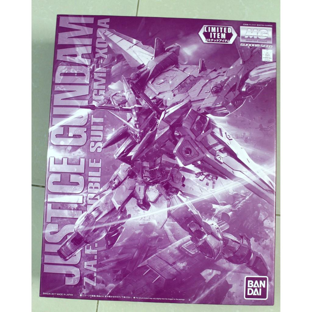 Mô hình lắp ráp MG 1/100 Gundam Justice The Gundam Base Clear Color - 10053177 , 808991422 , 322_808991422 , 1860000 , Mo-hinh-lap-rap-MG-1-100-Gundam-Justice-The-Gundam-Base-Clear-Color-322_808991422 , shopee.vn , Mô hình lắp ráp MG 1/100 Gundam Justice The Gundam Base Clear Color
