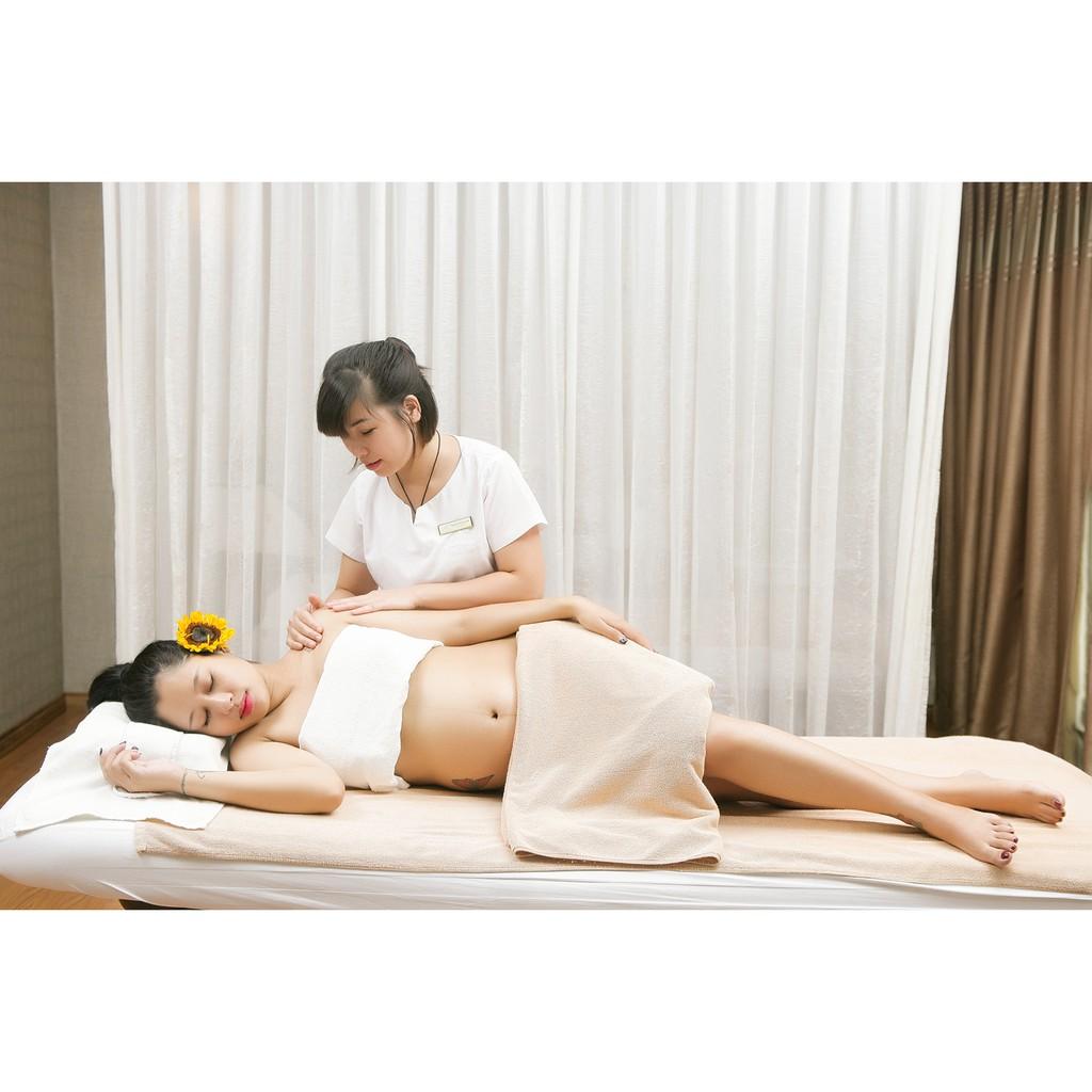 (Hà Nội) Voucher 1 buổi Chăm sóc Bà Bầu tại Jade Spa Hàm Long