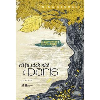 Sách - Hiệu sách nhỏ ở Paris