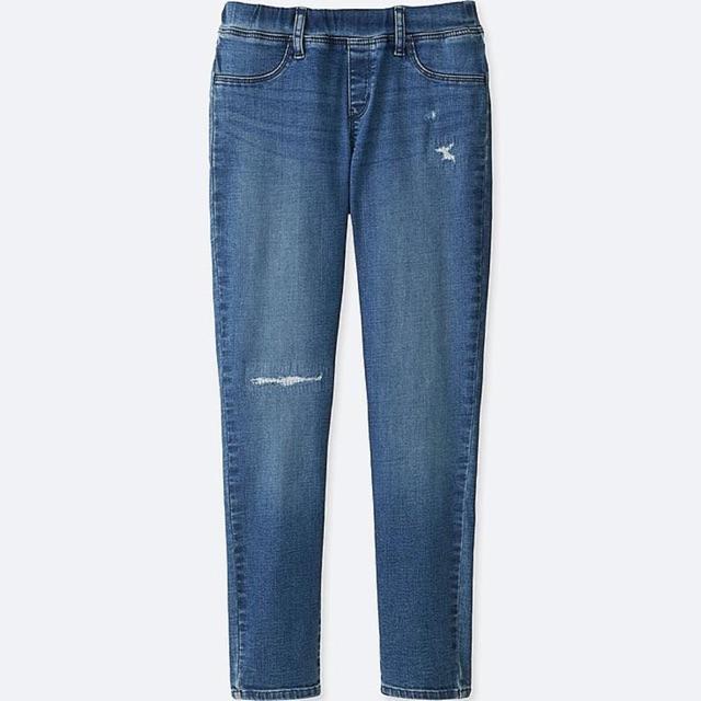 Quần denim legging 1m45-1m55 bụng 57-63cm