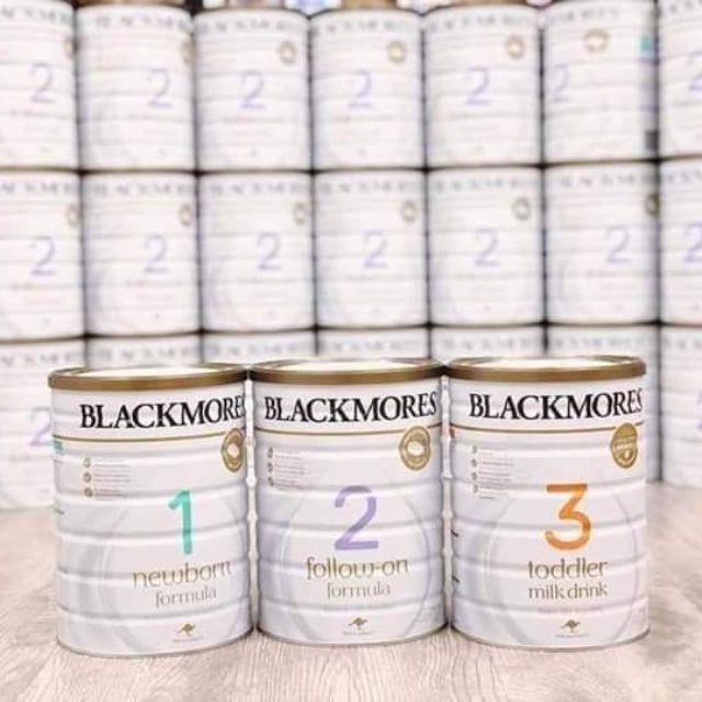 [HÀNG AIR-Mẫu mới] Sữa Blackmores Úc số 1/2/3/4