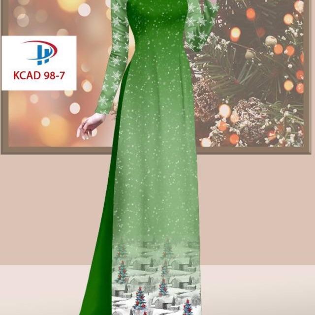 Vải áo dài lụa 3D giáng sinh - 15352295 , 1671819624 , 322_1671819624 , 320000 , Vai-ao-dai-lua-3D-giang-sinh-322_1671819624 , shopee.vn , Vải áo dài lụa 3D giáng sinh