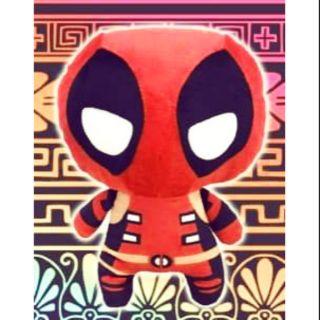 [Mã TOYMOON giảm 15% đơn 99K] Gấu bông Deadpool mini siêu cute – chính hãng Nhật Bản