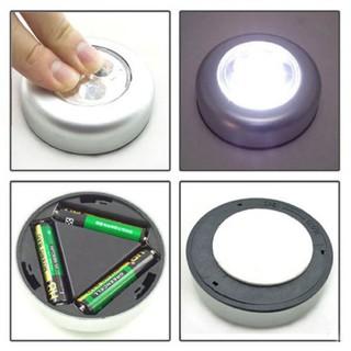 Đèn LED 3 bóng dán tường cảm ứng chạm chất lượng cao