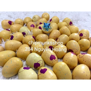 Trứng HATCHIMALS ( Set 10 trứng )