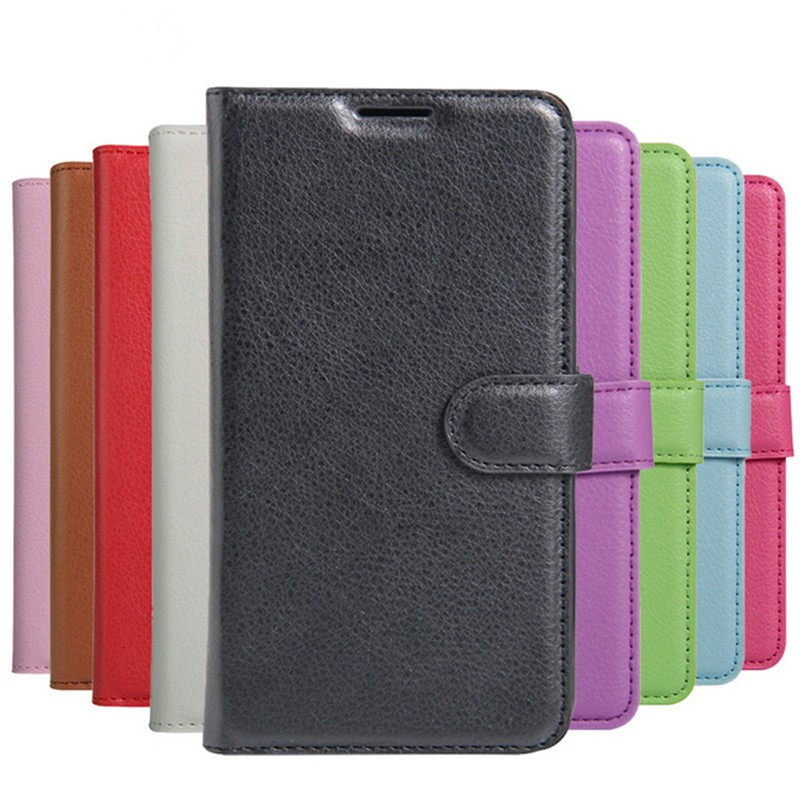 🎖OPPO R17 Leather Wallet Flip Case With Card Slot
