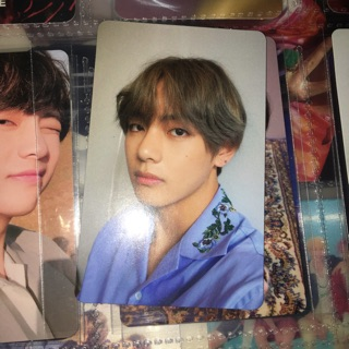 Card Taehyung ver L (Love Yourself : Her)