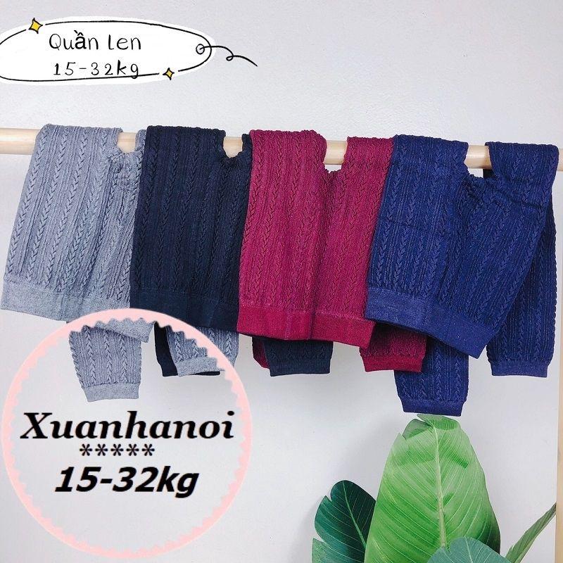 Quần tất len Quảng Châu Size Đại 15 tới 32kg XHN386