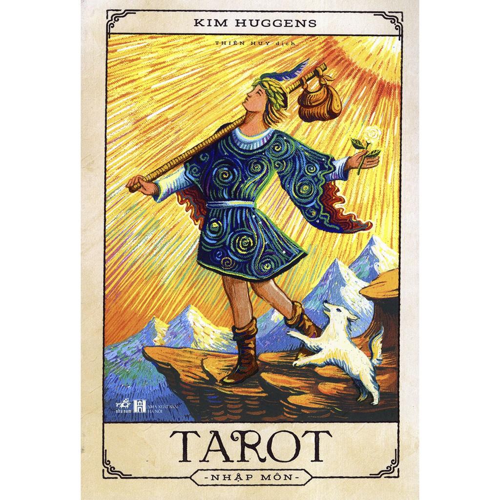 [Mã BMSMART giảm 15% đơn 100K] Sách - Tarot Nhập Môn (Tái Bản)