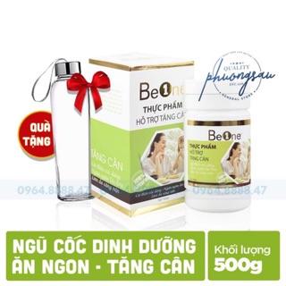 Yêu Thích[Tặng bình thủy tinh cao cấp] Ngũ Cốc Beone 500gr chính hãng,bổ sung dinh dưỡng, phát triển toàn diện