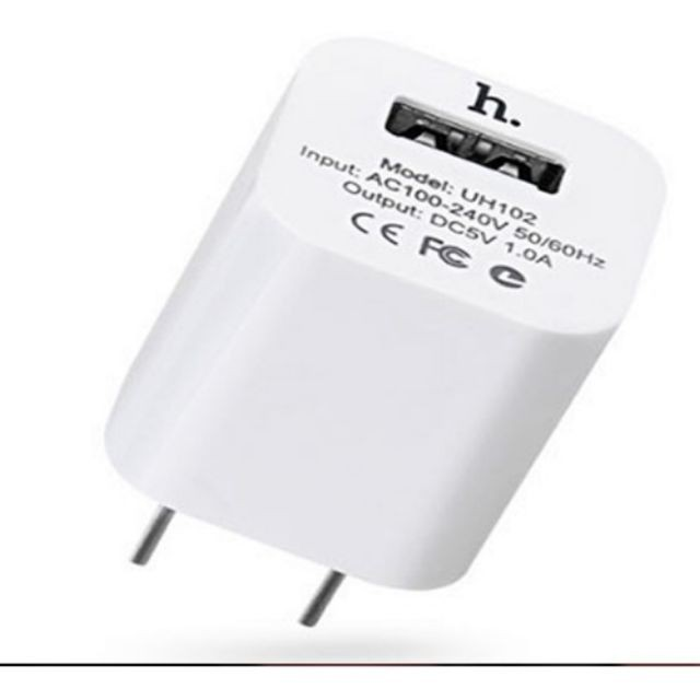Cốc sạc Hoco Iphone UH102