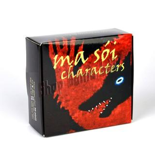 Ma Sói Character Việt Hóa