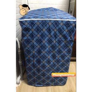 Áo Trùm Máy Giặt 7 – 15kg Cửa Trên Cửa Trước Vải Dù Siêu Bền Chống Thấm
