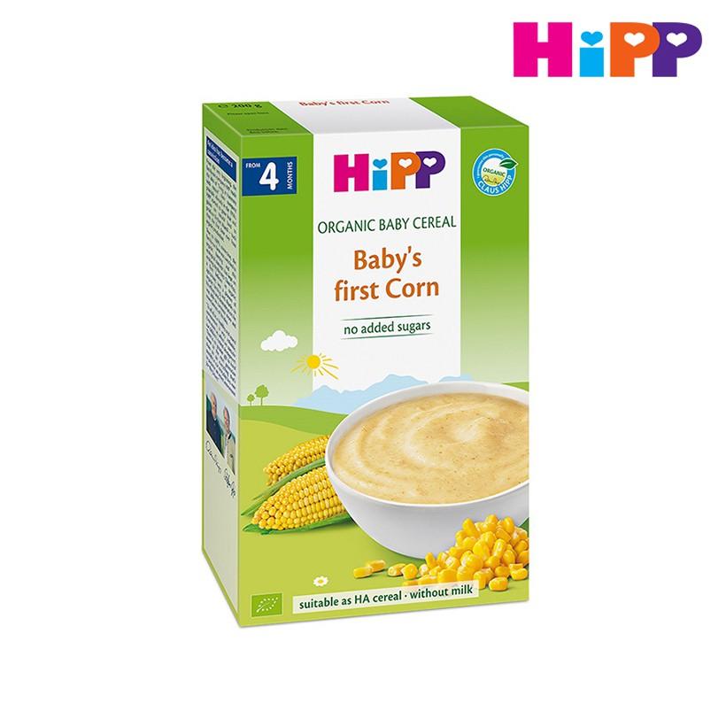 Bột ngũ cốc bắp non 200g HiPP (Cho trẻ từ 4 tháng tuổi) 2763 - 3572992 , 1182944898 , 322_1182944898 , 109000 , Bot-ngu-coc-bap-non-200g-HiPP-Cho-tre-tu-4-thang-tuoi-2763-322_1182944898 , shopee.vn , Bột ngũ cốc bắp non 200g HiPP (Cho trẻ từ 4 tháng tuổi) 2763
