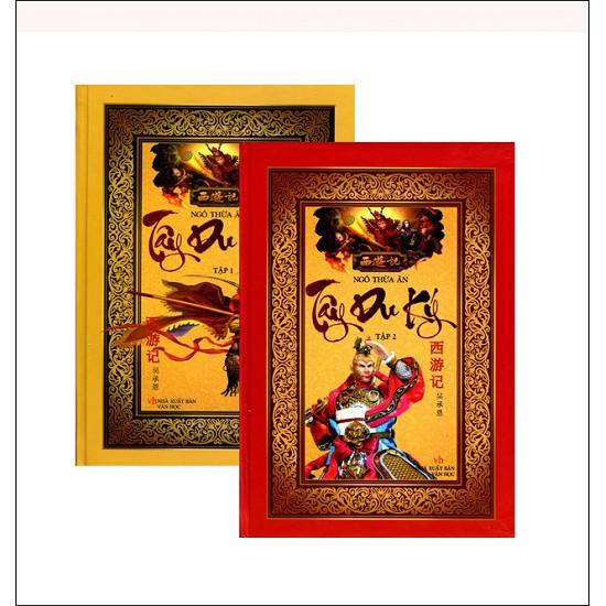 Bộ sách Tây Du Ký (Trọn Bộ 2 Tập) - Tác giả: Ngô Thừa Ân - 3459722 , 1249719536 , 322_1249719536 , 364000 , Bo-sach-Tay-Du-Ky-Tron-Bo-2-Tap-Tac-gia-Ngo-Thua-An-322_1249719536 , shopee.vn , Bộ sách Tây Du Ký (Trọn Bộ 2 Tập) - Tác giả: Ngô Thừa Ân