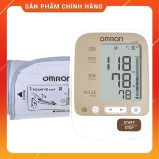 Máy đo huyêt áp bắp tay Omron JPN600 + Tặng Adapter trị giá 180k