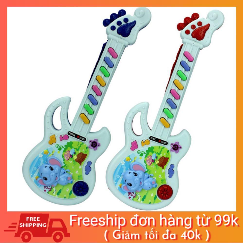 FREESHIP 99K TOÀN QUỐC_ [SALE NGÀY CUỐI] Đồ chơi đàn ghita phát nhạc cho bé hàng chuẩn đẹp loại 1 cỡ đại