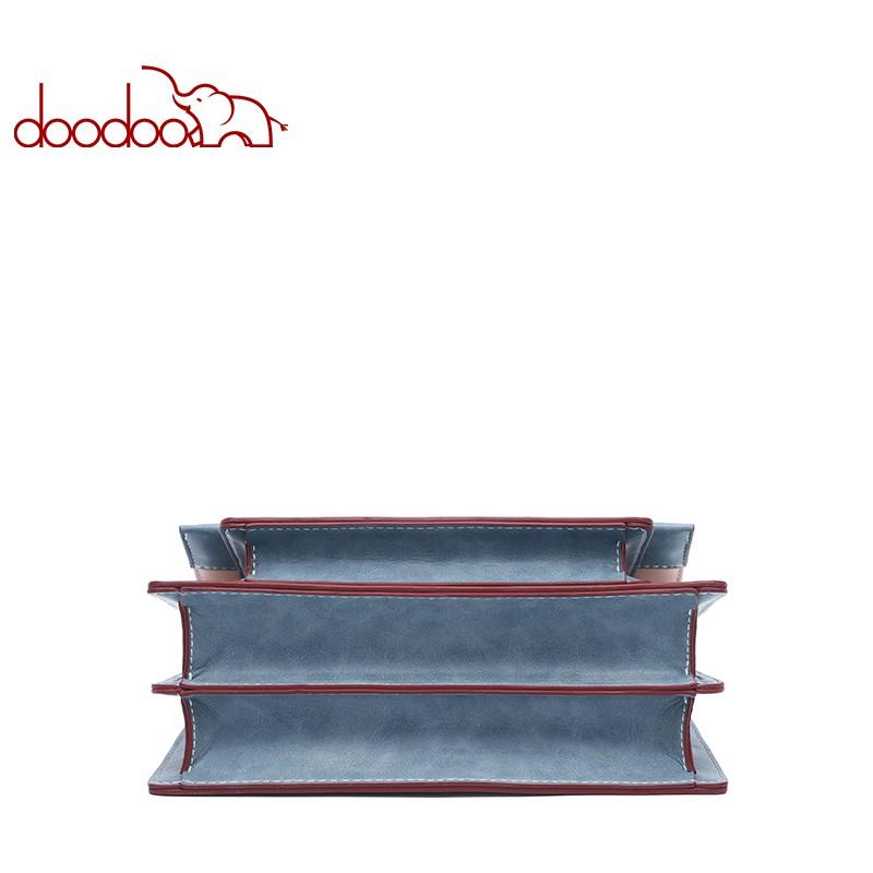 Túi Nữ Hàng Hiệu Bán Chạy Nhất DooDoo D8726 Túi Xách Nữ Đẹp Thời Trang Cao Cấp Cam Kết Hàng Chính Hãng Giá Tận Xưởng