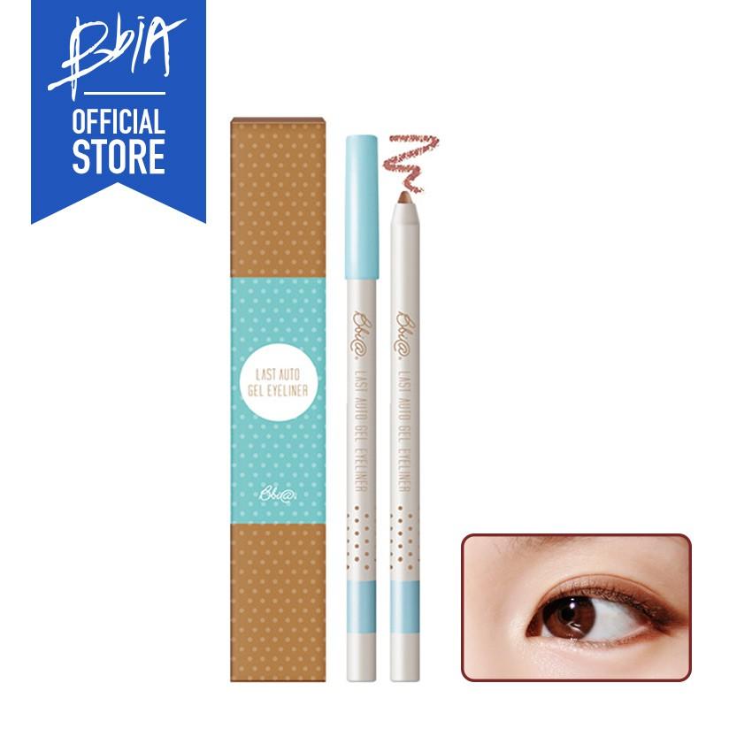 Gel kẻ mắt Bbia Last Auto Gel Eyeliner- #V4 Choco Mousse