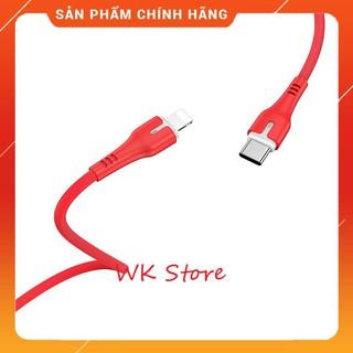 Cáp sạc nhanh PD type c to lightning Hoco X45 cho iphone thumbnail
