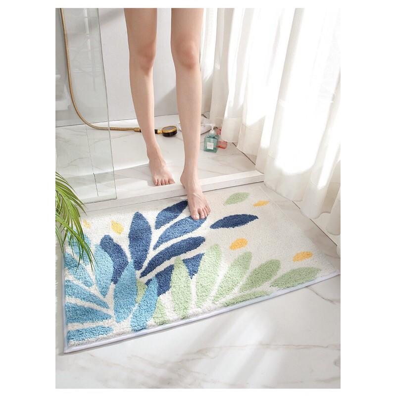 Thảm chùi chân, Thảm cửa siêu thấm nước