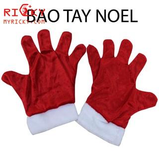Bao tay ông già Noel hóa trang lễ giáng sinh - Phụ kiện hóa trang Noel thumbnail