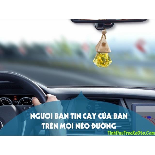 [ Cao cấp ] Tinh dầu treo xe ô tô,phòng ngủ Chất lượng