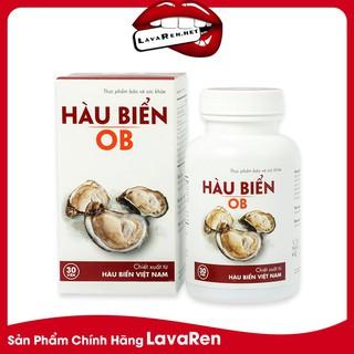 MẠNH HƠN Cải thiện xuất tinh sớm,rối loạn cương dương,yếu sinh lý,khỏe tinh trùng- Hàu biển OB, tinh chất hàu, hàu ob thumbnail