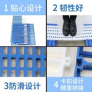Tấm lót chuồng cho chó chân bằng nhựa lưới dành vật thumbnail