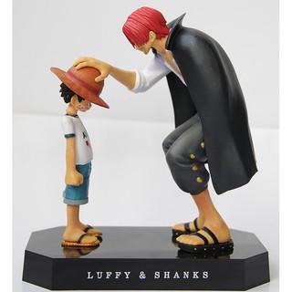 Mô hình figure – Luffy và Shanks ( One piece )