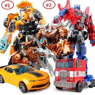 Đồ Chơi Robot Optimus Prime Bumblebee