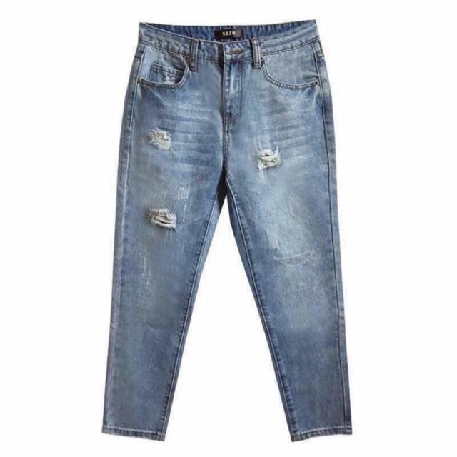 Quần Baggy Jean