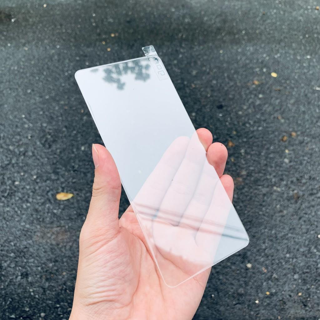 Kính cường lực Samsung S20 FE, S7 trong suốt không full màn hình chính hãng gor (1 hộp 2 cái)