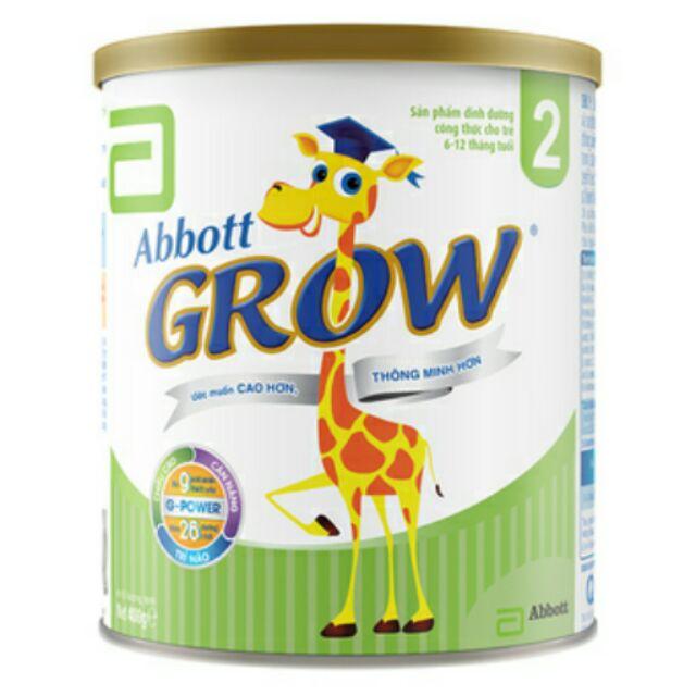 sữa abbott grow số 2 900g