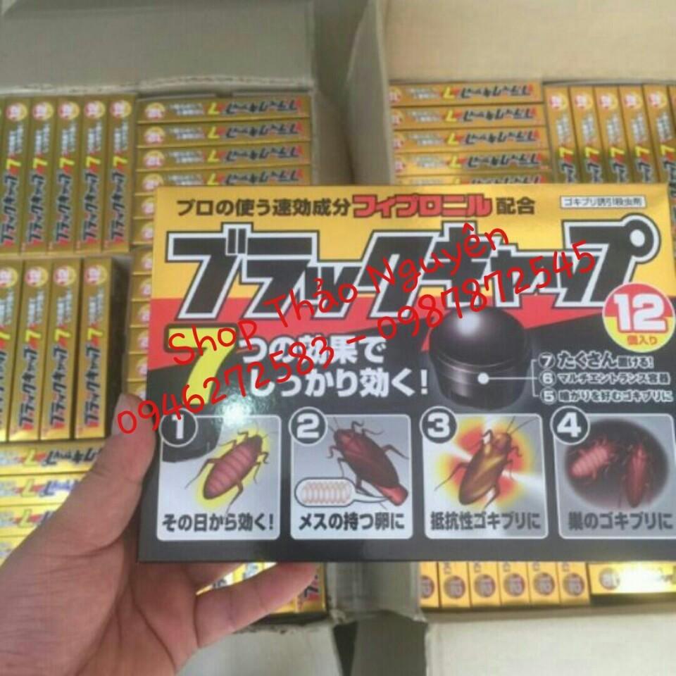 Combo 2 Thuốc diệt gián Nhật Bản 12 viên - 2823827 , 193583889 , 322_193583889 , 290000 , Combo-2-Thuoc-diet-gian-Nhat-Ban-12-vien-322_193583889 , shopee.vn , Combo 2 Thuốc diệt gián Nhật Bản 12 viên