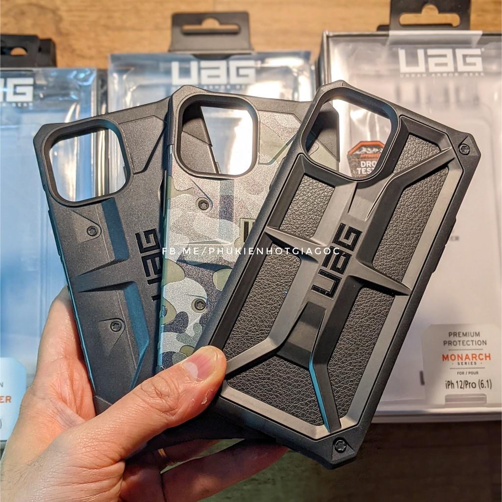 3. Ốp lưng iPhone 12 Pro Max chống shock quân đội UAG Cilivian, Plasma, Monarch, Pathfinder