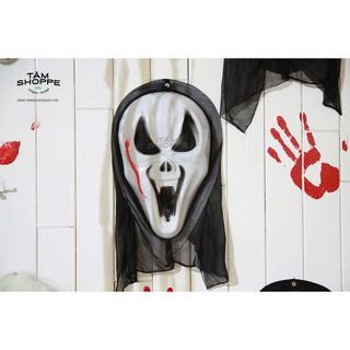 Mặt nạ ma quỷ Halloween 30