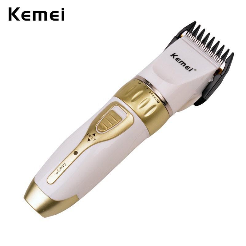 Tông đơ cắt tóc gia đình chính hãng Kemei- 1817