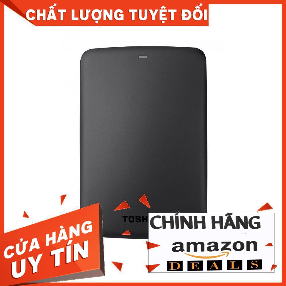 Ổ cứng gắn ngoài di động Toshiba Canvio 2TB 2.5 inch USB 3.0 – HDTB320EK3CA Giá chỉ 1.921.000₫