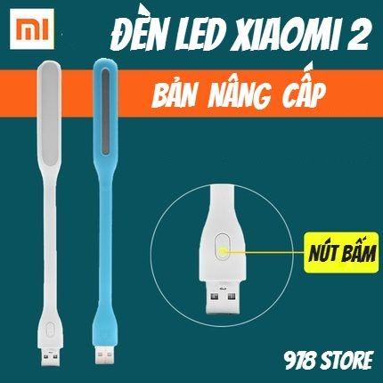 ĐÈN LED XIAOMI BẢN NÂNG CẤP | Đèn Led USB Xiaomi version 2