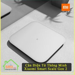 [Qúa Rẻ] Cân thông minh – Xiaomi Smart Scale 2 (Tối đa 150kg)