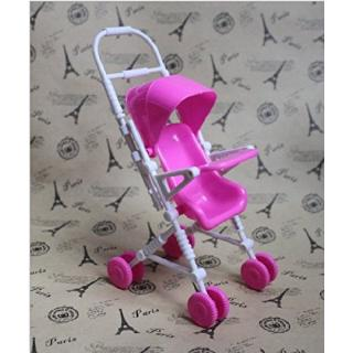 E-TING Baby Infant Carriage Stroller doll Kelly Doll Plastic Furniture