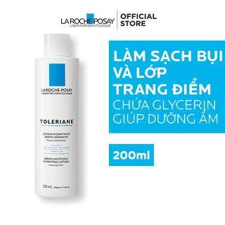 Sữa rửa mặt và tẩy trang dành cho da nhạy cảm La Roche-Posay Toleriane Dermo-Cleanser 200ml