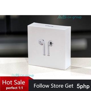 (Hàng Có Sẵn) Tai Nghe Bluetooth Không Dây 1: 1) Airpod 2 Dùng Cho Ios Và Android