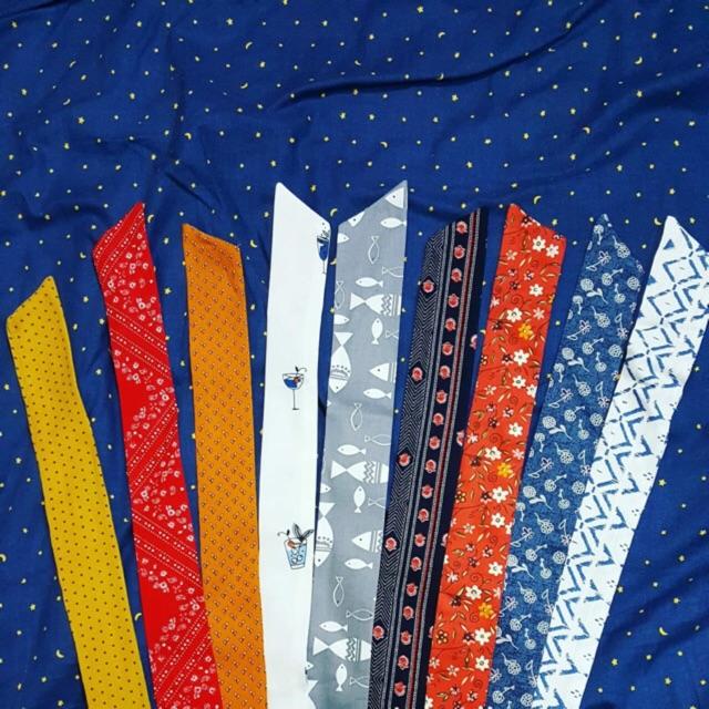 Khăn turban / bandana / đeo túi