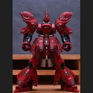 Bộ mô hình kit resin cho Sazabi ver Ka 1/100.