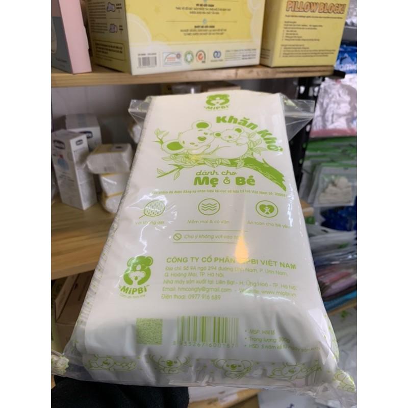[Cam kết Chính hãng] Khăn vải khô đa năng Mipbi Viet Nam 300g 500g 600g